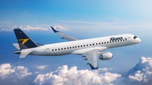 Alliance Airlines Embraer E190 (Photo: Embraer)